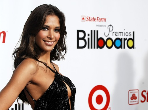 Dayana Mendoza - 2009 Billboard Latin Music Awards 03